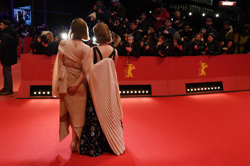 Katharina Schuettler Opening Ceremony & 'Isle of Dogs' Premiere Red Carpet - 68th Berlinale International Film Festival
