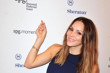Katharine McPhee SPG Hosts an Intimate Show at Sheraton Downtown Los Angeles