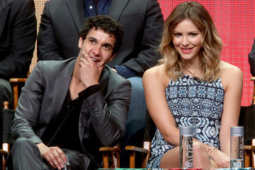 Katharine McPhee 2014 Summer TCA Tour: Day 10