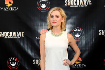 Katherine Bailess Premiere of MarVista Entertainment's 'Shockwave'