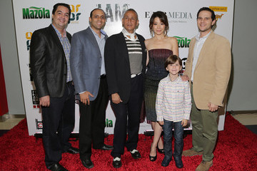 Katherine Castro Marc Mejia 'The Social Contract' Screening in Santo Domingo