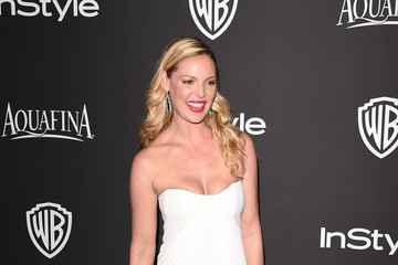 Katherine Heigl InStyle And Warner Bros. Golden Globes Party — Part 2
