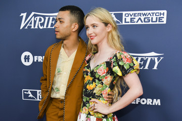 Katherine Newton Justice Smith Variety's Power Of Young Hollywood