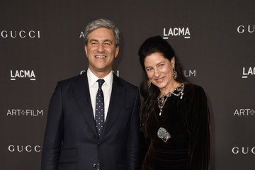 Katherine Ross Michael Govan 2019 LACMA Art And Film Gala Presented By Gucci - Arrivals