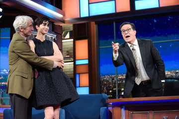 """Katherine Waterson CBS's """"The Late Show with Stephen Colbert"""" - Season Two"""