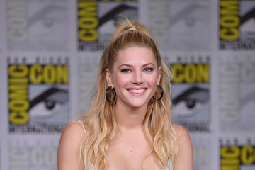 Katheryn Winnick Comic-Con International 2018 - History's 'Vikings' Panel