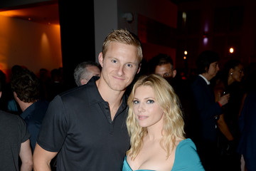 Katheryn Winnick Entertainment Weekly Hosts Its Annual Comic-Con Bash - Inside