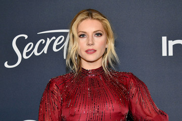 Katheryn Winnick 21st Annual Warner Bros. And InStyle Golden Globe After Party - Arrivals