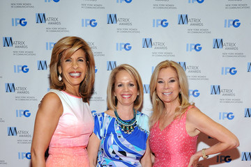 Kathie Lee Gifford Arrivals at the Matrix Awards
