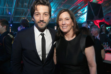 Kathleen Kennedy The World Premiere of 'Rogue One: A Star Wars Story'