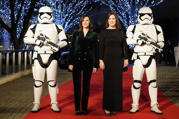 Kathleen Kennedy 'Star Wars: The Rise of Skywalker' Special Red Carpet Fan Event In Tokyo