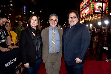 Kathleen Kennedy Premiere And Q&A For 'The Mandalorian'