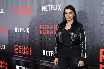 Kathrine Narducci Special Screening Of The Netflix Film 'Roxanne Roxanne' At The SVA Theater In New York City