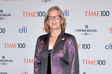 Kathryn D. Sullivan Arrivals at the TIME 100 Gala