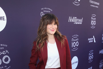 Kathryn Hahn The Hollywood Reporter's 2017 Women in Entertainment Breakfast - Red Carpet