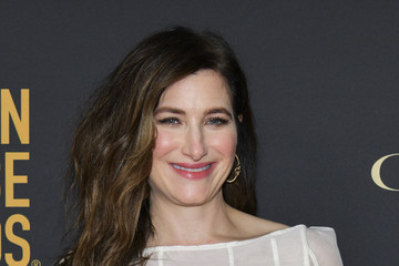 Kathryn Hahn HFPA And THR Golden Globe Ambassador Party - Press Conference And Arrivals