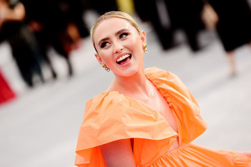 Kathryn Newton 26th Annual Screen Actors Guild Awards - Fan Bleachers