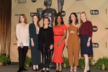 Kathy Connell 24th Annual SAG Awards Nominations Announcement