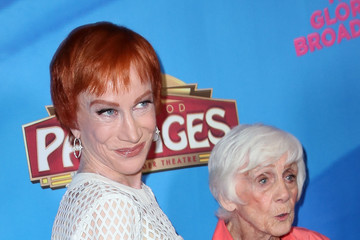Kathy Griffin Celebration Of The Los Angeles Engagement Of 'On Your Feet!' The Emilio And Gloria Estefan Broadway Musical - Arrivals