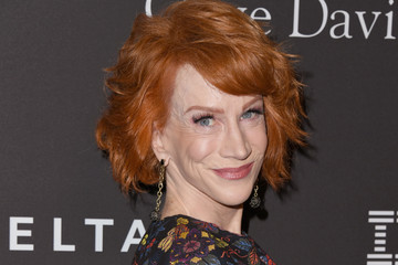 Kathy Griffin The Recording Academy And Clive Davis' 2019 Pre-GRAMMY Gala - Arrivals