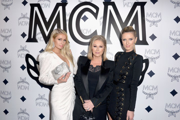 Kathy Hilton MCM Rodeo Drive Store Grand Opening Event