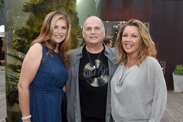 Kathy Ireland Brian Edwards Book Release Event Hosted By Cindy Crawford
