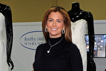 Kathy Ireland Celebs at the Licensing Expo in Las Vegas