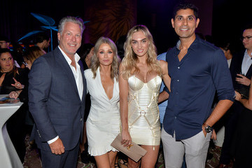 Kathy Jacobs Popeyes Nuggets Activation At Sports Illustrated Swimsuit Party