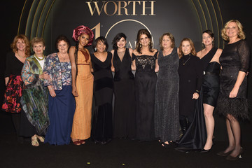 Kathy Koenigsdorf L'Oreal Paris Women of Worth 2015 Celebration - Inside