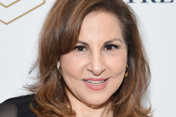 Kathy Najimy 'Sunday in the Park With George' Broad Way Opening Night - Arrivals & Curtain Call