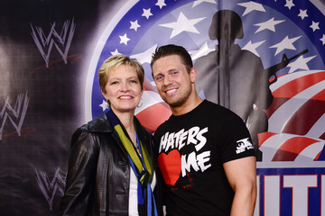 Kathy Nelson 10th Anniversary Of WWE Tribute To The Troops