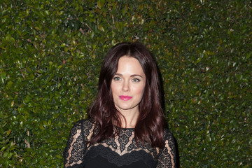 Katia Winter Arrivals at Fox and FX's Golden Globes Afterparty