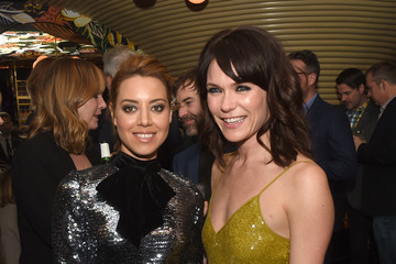 Katie Aselton Premiere Of FX's 'Legion' - After Party