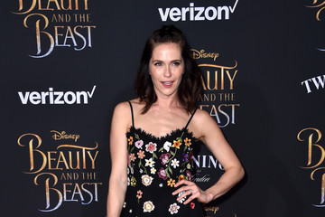 Katie Aselton Premiere Of Disney's 'Beauty And The Beast' - Arrivals