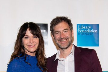 Katie Aselton Library Foundation Of Los Angeles' Young Literati's 11th Annual Toast