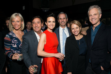 Katie Couric 2016 Tribeca Film Festival After Party For Wolves At No.8 - 4/15/16