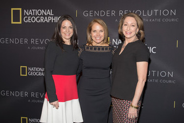 Katie Couric Courteney Monroe National Geographic Gender Revolution: A Journey With Katie Couric DC Event