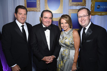 Katie Couric Yahoo News/ABC News White House Correspondents' Dinner Reception Pre-Party