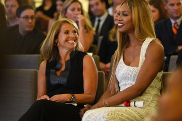 Katie Couric The Daily Front Row Third Annual Fashion Media Awards - Show