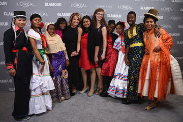 Katie Couric Cindi Leive Honors the 2014 Women of the Year