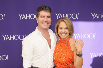 Katie Couric Yahoo Upfront Newfronts