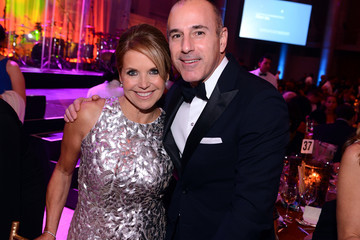 Katie Couric The Tenth Annual UNICEF Snowflake Ball - Inside