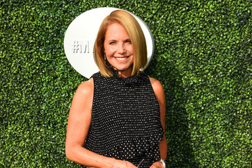 Katie Couric 17th Annual USTA Foundation Opening Night Gala