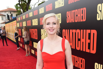 Katie Dippold Premiere of 20th Century Fox's 'Snatched' - Red Carpet