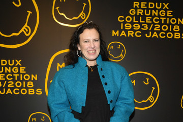 Katie Grand Marc Jacobs, Sofia Coppola, And Katie Grand Celebrate The Marc Jacobs Redux Grunge Collection And The Opening Of Marc Jacobs Madison