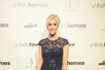 Katie Hamilton Unlikely Heroes 4th Annual Recognizing Heroes Charity Benefit at the Ritz-Carlton, Dallas