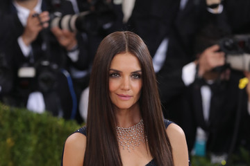 Katie Holmes 'Manus x Machina: Fashion in an Age of Technology ...