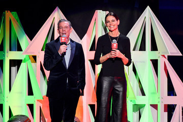 Katie Holmes iHeartRadio's Z100 Jingle Ball 2019 Presented By Capital One - Show