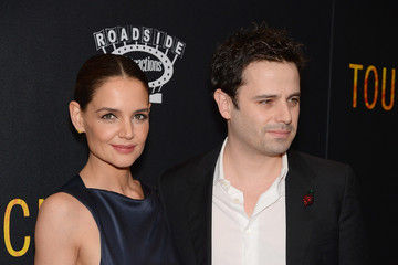 Katie Holmes Luke Kirby 'Touched with Fire' New York Premiere