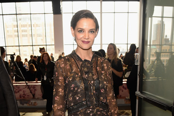 Katie Holmes IMG NYFW: The Shows 2018 PARTNERS - February 12